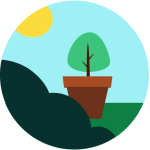 outdoors icon