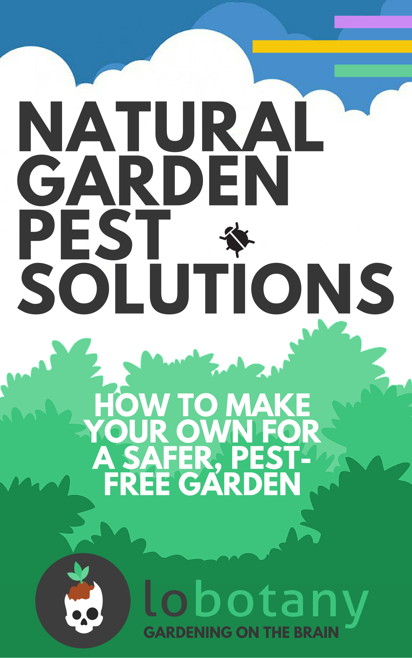 free guide natural pest control ebook